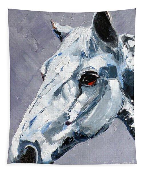 Legend - Sport Horse Tapestry