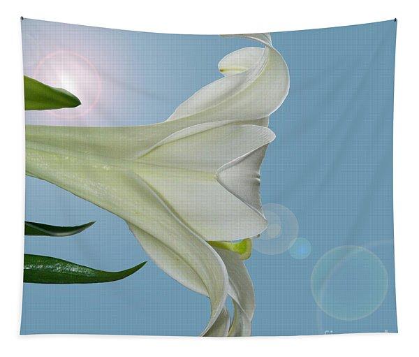 Lily Light Tapestry