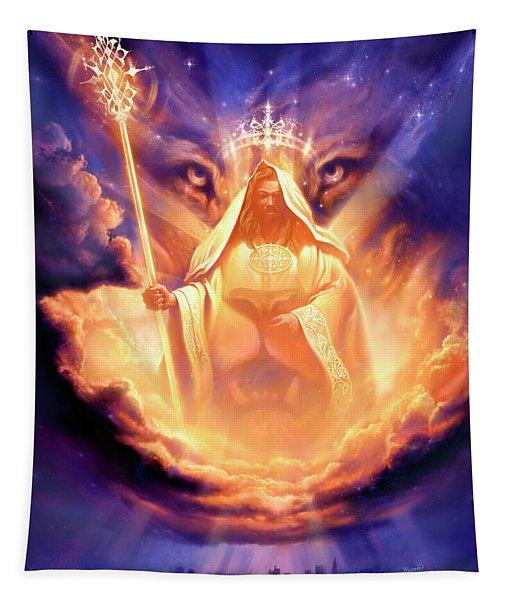 Lion Of Judah Tapestry