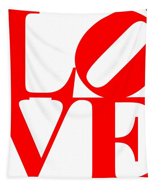 Love 20130707 Red White Tapestry