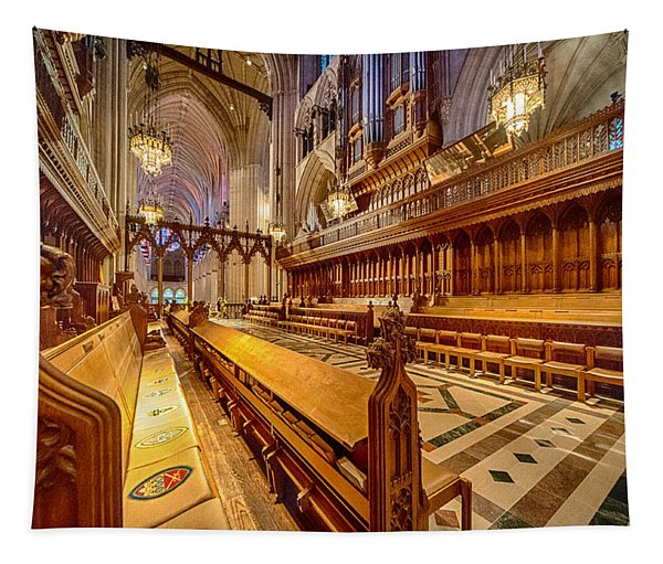Magnificent Cathedral I Tapestry