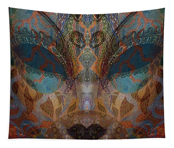 Mask 1 Tapestry