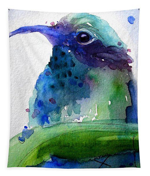 Midnight Hummer Tapestry