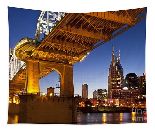 Nashville Tennessee Tapestry