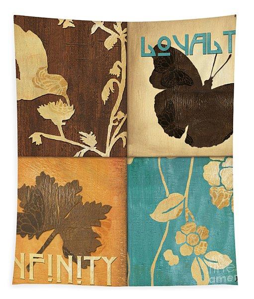 Organic Nature 3 Tapestry