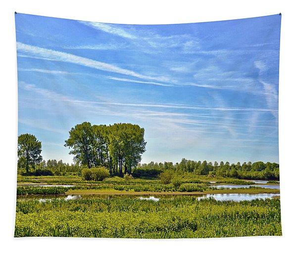 Ossenwaard Near Deventer Tapestry