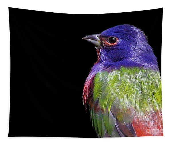 Painted Bunting Tapestry