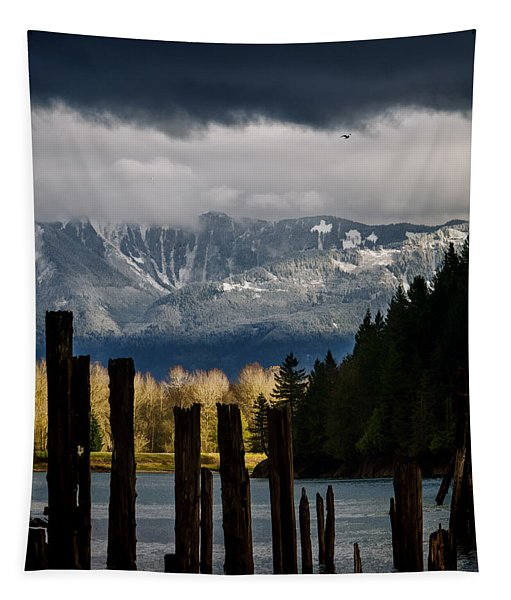 Potential - Landscape Photography Tapestry