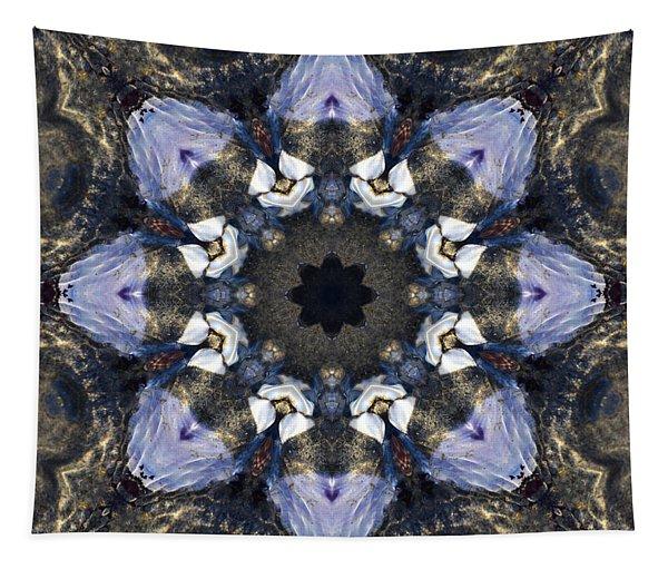 Reflection - Kaleidoscope Art Tapestry