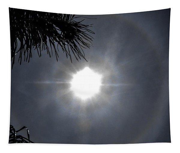 Ring Around The Sun Tapestry