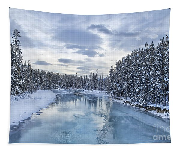 River Of Ice Tapestry