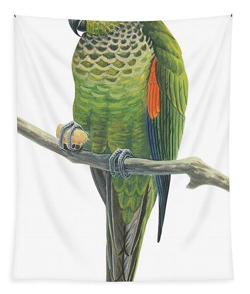 Rock Parakeet Tapestry