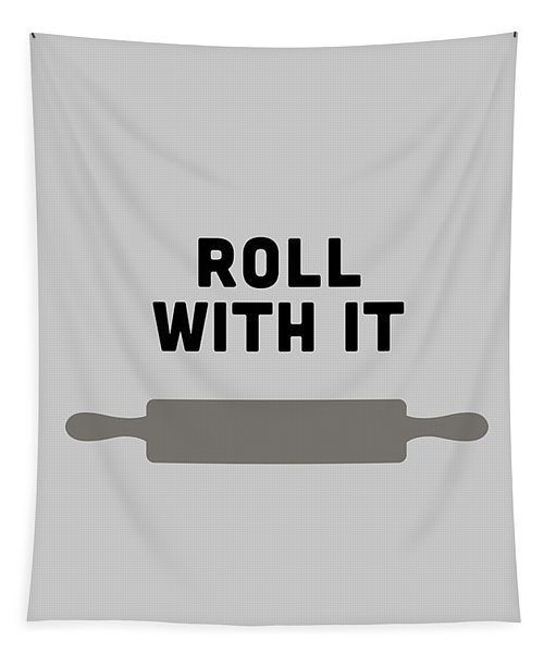 Roll With It Tapestry