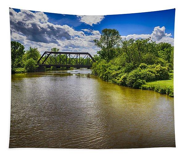 Royal River Tapestry