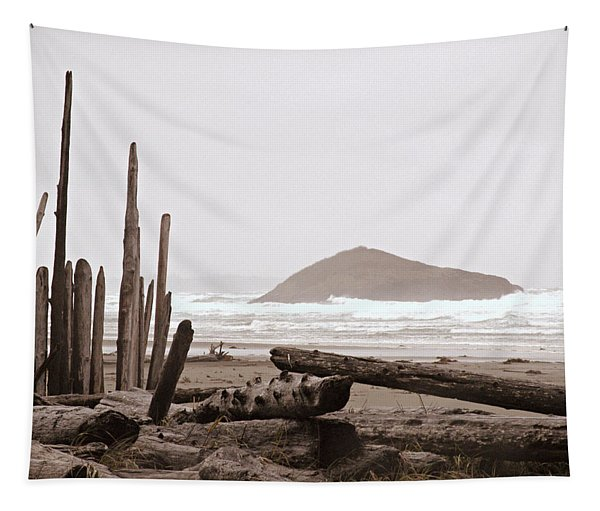 Rustic Formation Tapestry