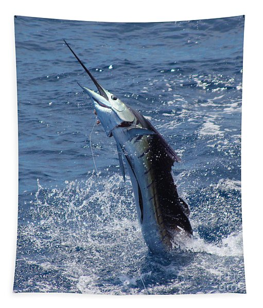 Sailfish Release Tapestry