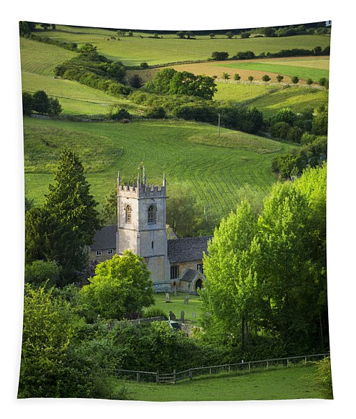 Saint Andrews - Cotswolds Tapestry