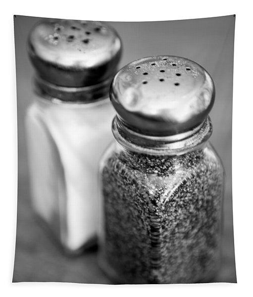 Salt And Pepper Shaker Tapestry