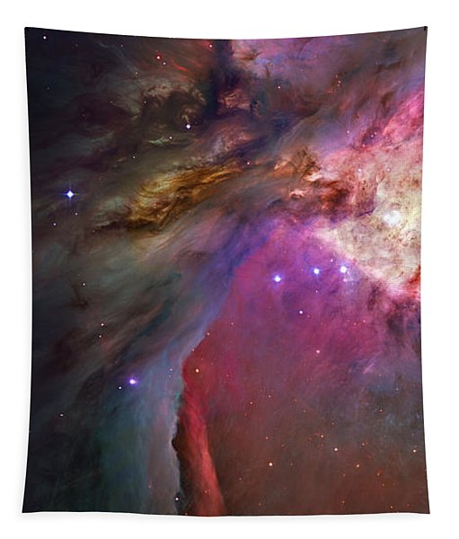 Secrets Of Orion II Tapestry