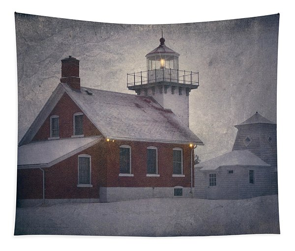 Sherwood Point Light Tapestry