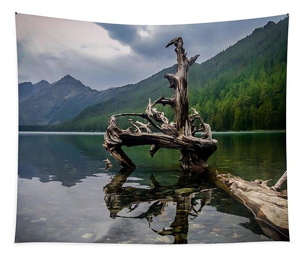 Siberian Nature Tapestry