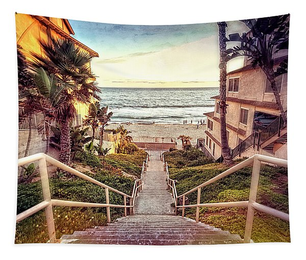 Stairway To Heaven Tapestry