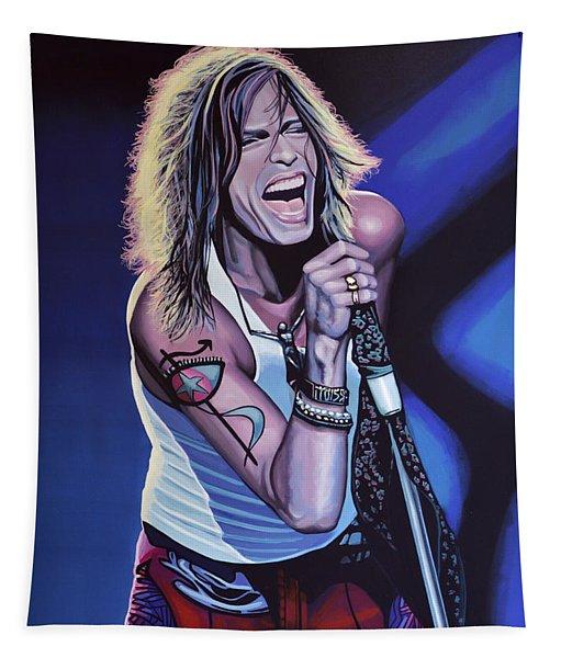Steven Tyler 3 Tapestry