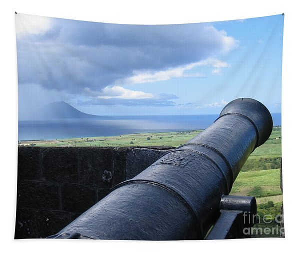 St.kitts Nevis - On Guard Tapestry
