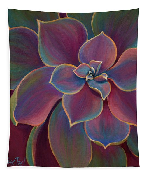 Succulent Delicacy Tapestry