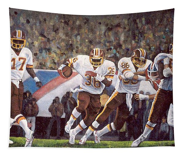 Superbowl Xii Tapestry