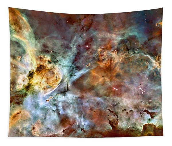 The Carina Nebula Tapestry