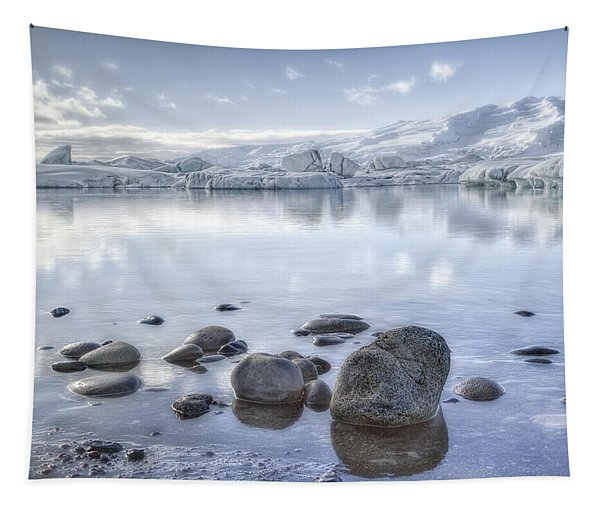 The Frozen World Tapestry