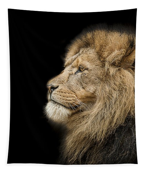 The King Is Dead Long Live The King Tapestry