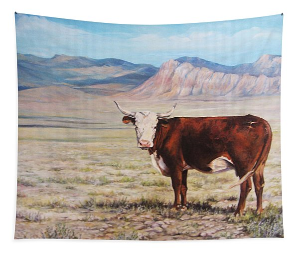 The Lone Range Tapestry