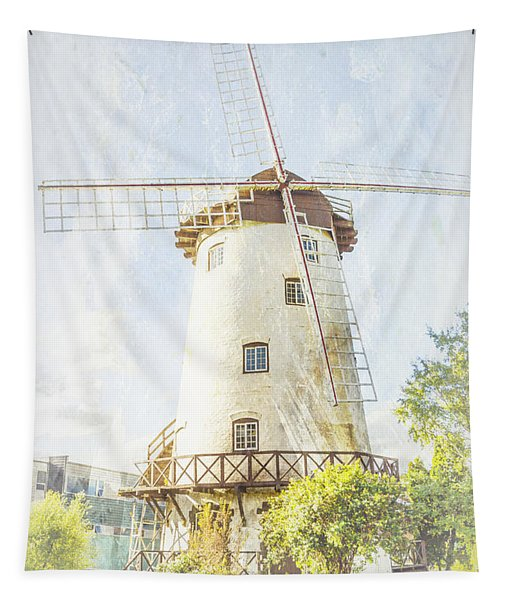 The Penny Royal Windmill Tapestry