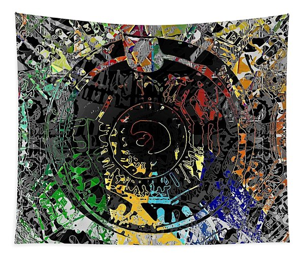 Tunnel Vision Tapestry