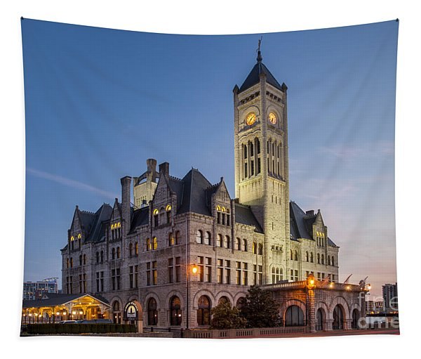 Union Station  Tapestry