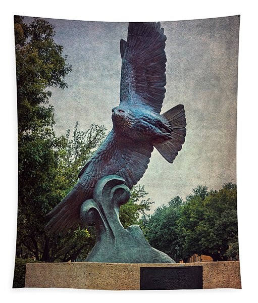 Unt Eagle In High Places Tapestry