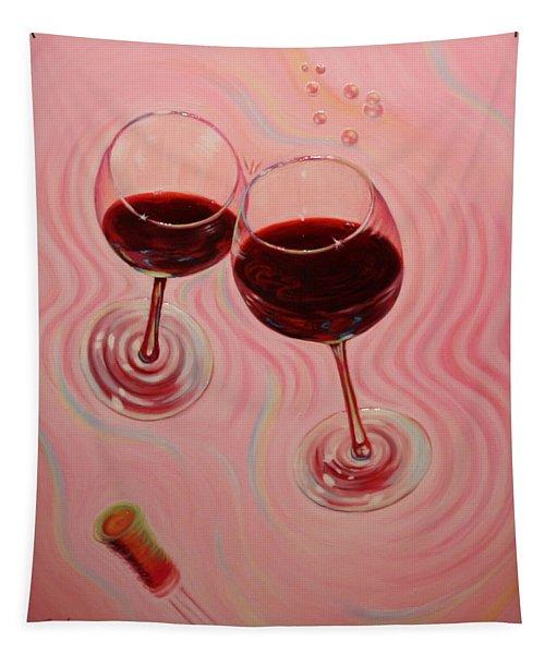 Uplifting Spirits II Tapestry