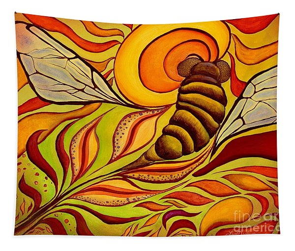 Wings Of Change Tapestry