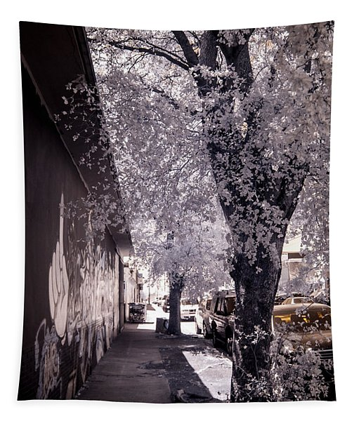 Wynwood Treet Shadow Tapestry