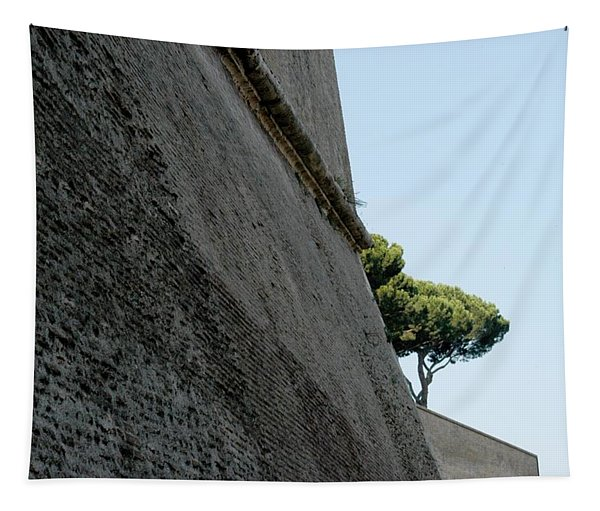 A Mighty Fortress Tapestry