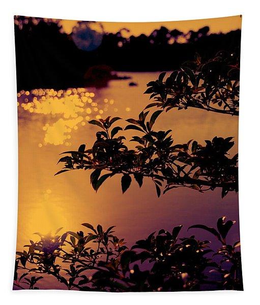 Florida Sunset Tapestry