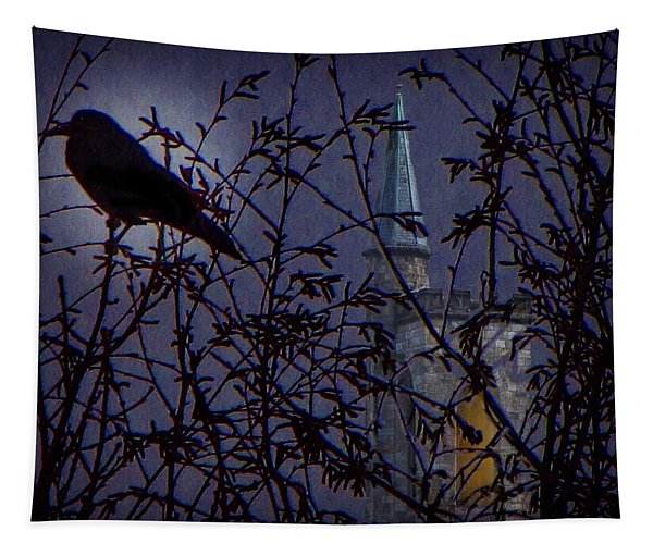 Nevermore Tapestry