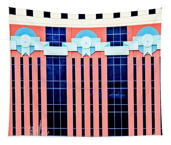 The Portland Building Tapestry