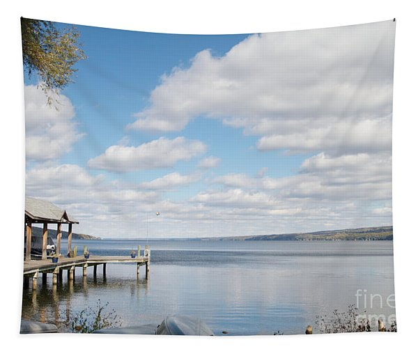 Resting Waters Tapestry