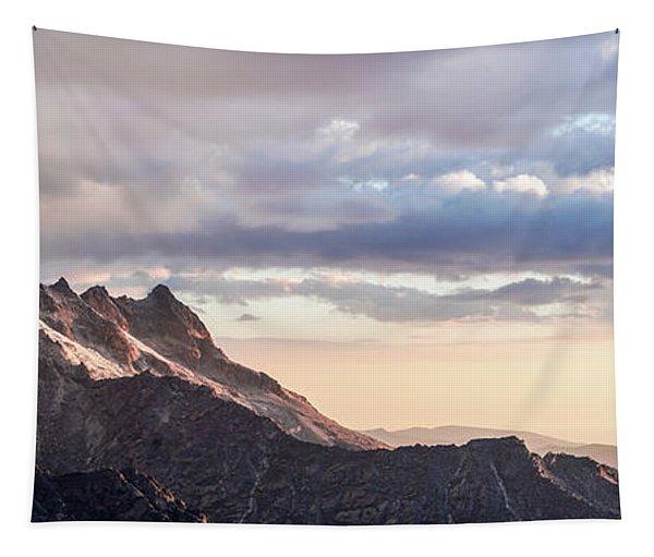 Ishinca Sunset Tapestry