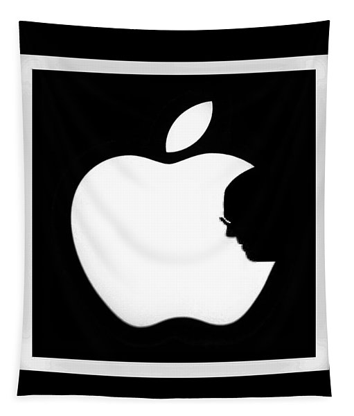 Steve Jobs Apple Tapestry