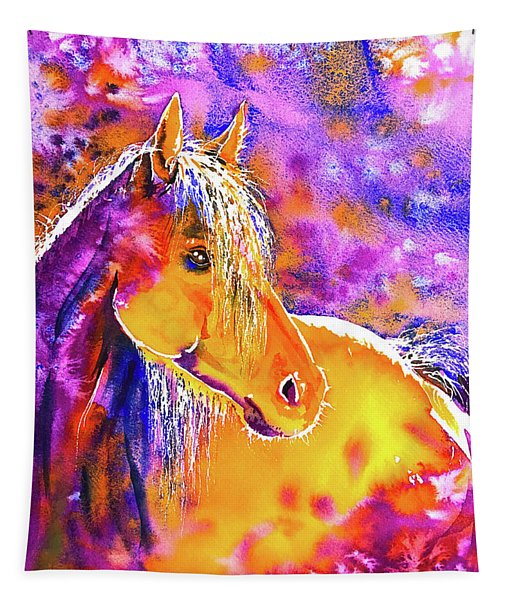 Sunny Mare Tapestry