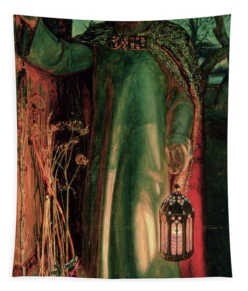 The Light Of The World Tapestry